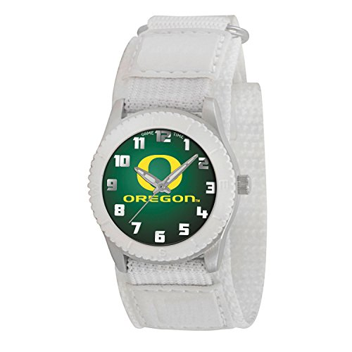 Kids Watches Oregon Ducks - University of OREGON DUCKS kids woman's watch white Adjustable up to 6 inches watch free shipping
