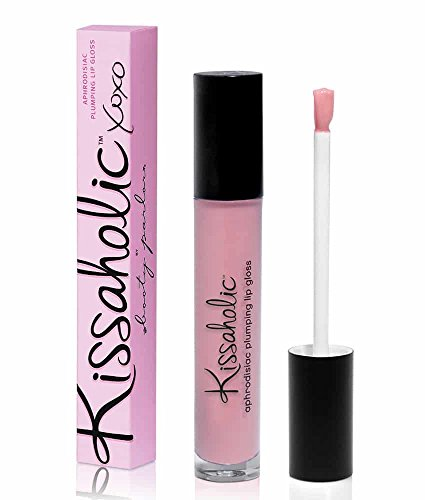 Booty Parlor Kissaholic Aphrodisiac Infused Plumping Lip Gloss - Sigh