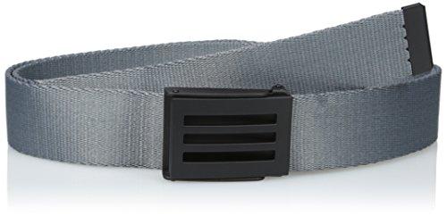Belt Clothing Brands (adidas Golf Men's Webbing Belt, Vista Grey S15, One)