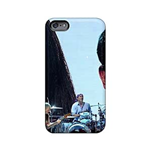 Protective Hard Phone Cases For Iphone 6plus With Customized Nice Red Hot Chili Peppers Skin PhilHolmes