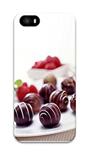iPhone 5 5S Case Chocolate snack 3D Custom iPhone 5 5S Case Cover