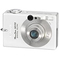 Canon PowerShot SD110 3MP Digital Elph with 2x Optical Zoom (OLD MODEL)