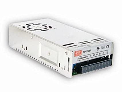 amazon com switching power supplies 148 2w 5v 15a 12v 5 5a 12v 0 6 rh amazon com