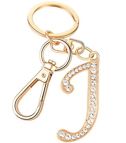 Keychain AlphaAcc Handbags Crystal Alphabet product image