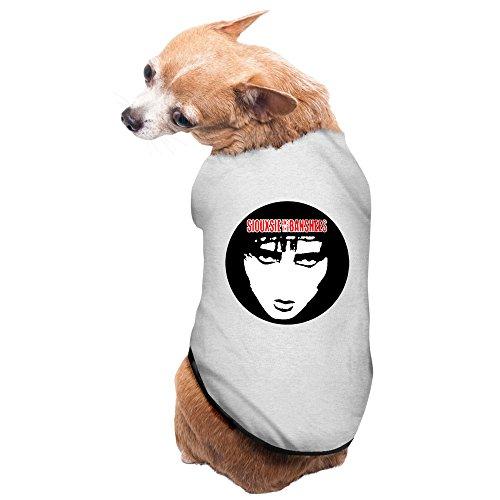 [Siouxsie & The Banshees Juju Pet Supplies Dog Jackets New Pajamas Small Dog Costumes] (Banshee Costumes)