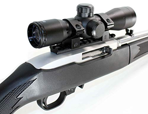 Trinity Hunting Compact Sniper Scope Kit for Ruger 10 22 (Ruger 10 22 Best Scope)