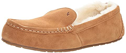 Koolaburra by UGG Women's Lezly Fashion Boot, Chestnut, 07 M US - Faux Ugg Boots