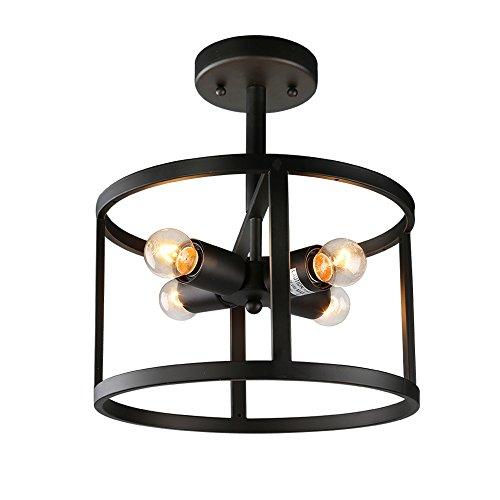 Drum Ceiling Pendant Light - 8