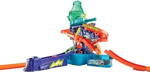 Mattel Hot Wheels Laboratorio Científico Color Shifters