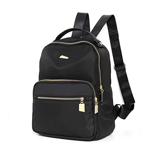 Women Backpack Purse School Backpack Nylon Waterproof Daypack Casual Travel Backpack College School Bookbag for Women Girls