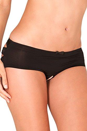 Rene Rofe Lingerie Crotchless Underwear