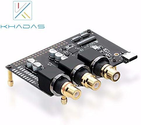 Khadas Tone Board Hi-Res Audio Board Designed for Audiophiles DIY
