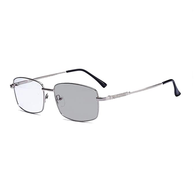 e584621e30 Image Unavailable. Progressive Transition Photochromic Anti Blue Ray  Computer Reading Glasses ...
