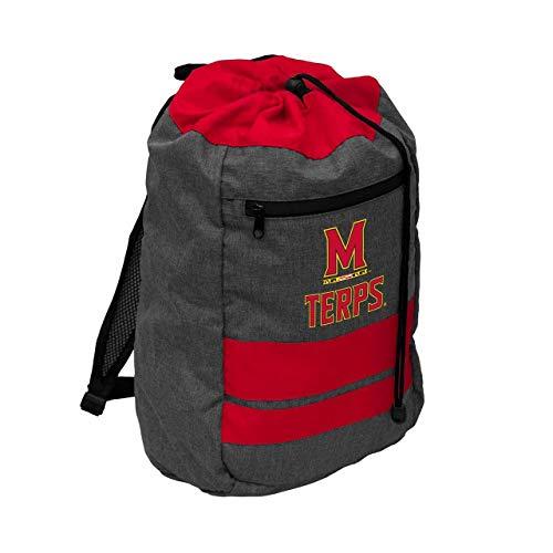 Logo Maryland Terrapins NCAA Journey Backsack - - Backpack Team Terrapins Maryland