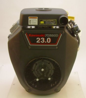 Amazoncom Kawasaki Fh680d S01 23hp Twin Cylinder