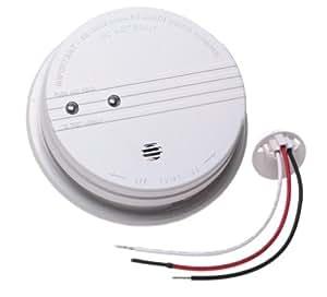 Kidde 1235 AC Wired Smoke Alarm