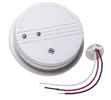 Kidde 1235 AC Wired Smoke Alarm - Smoke Detectors - Amazon.com