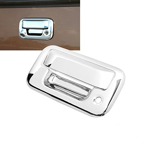 08 Chrome Tailgate Handle - 3