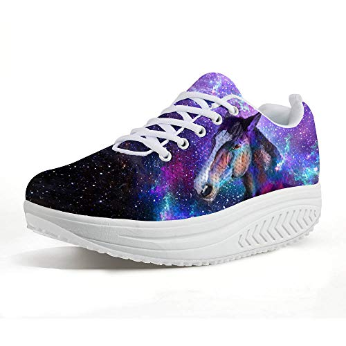 FOR U DESIGNS Fashion-Sneakers Flexible Tennis Womens for sale  Delivered anywhere in USA