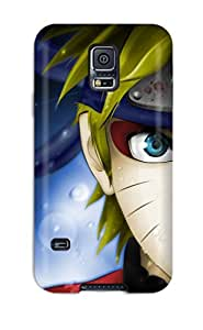 Hot NQEcpxX2389aNpCW Case Cover Protector For Galaxy S5- Anime Narutos