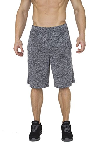 RBX Active Men's Lightweight Classic Athletic Training Short (Rei Mens Shorts)