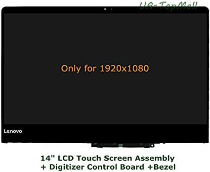 5d10k37618 Lenovo Y700t-15Isk Touch LED LCD Screen Digitizer 80nw000pus Assembly