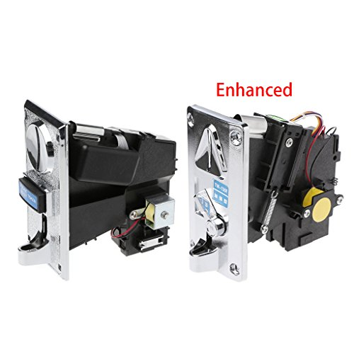 Multi Coin 6 Kind Different Acceptor Selector For Vending Machine