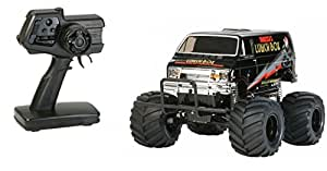 Tamiya RTR Lunch Box Black Edition - Radio-Controlled (RC) land vehicles (Cochecito de juguete)