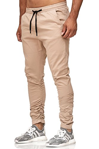 f740dfb3d8d9 Tazzio Italia Slim Fit Herren Destroyed Look Stretch Chino Jeans Hose Denim  18526