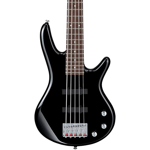 price tracking for ibanez gsrm25 mikro 3 4 size electric bass guitar 5 strings black finish. Black Bedroom Furniture Sets. Home Design Ideas