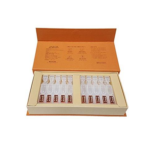 KoniMax BetaGlucan Handy Portable Ampoules Face Serum 1box,