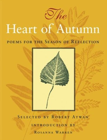 Download The Heart of Autumn: Poems for the Season of Reflection pdf