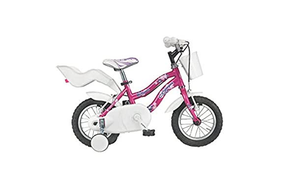 Fausto Coppi Magic Girl 12 - Bicicleta Infantil, Color Rosa, Talla ...