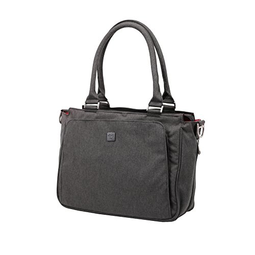 Ju-Ju-Be Onyx Collection Be Classy Structured Handbag Diaper Bag Cromado