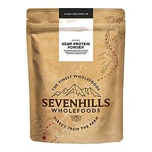Sevenhills Wholefoods Organic Raw Hemp Protein Pow...