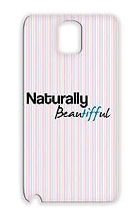 Nat Beau Sweats Love Women Tiffany Tiff Women Tiffani TPU Shock Absorption Navy For Sumsang Galaxy Note 3 Cover Case