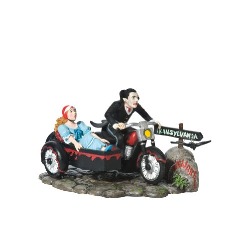 Department 56 Snow Village Halloween Lady and the Vamp Accessory Figurine for $<!--$12.00-->