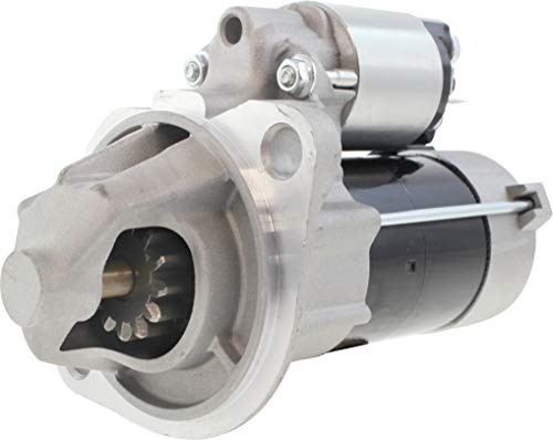 Brand New Starter Motor for John Deere Front Mowers1445 & 1545 With 3TNV2A Yanmar Diesel Engine 1.0KW 2001-2008 228000-8090 AM880840 018090 S-80271 246-11104 91-29-5591 18427N DRS0183 ()