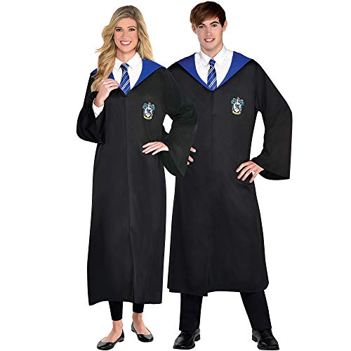 Ravenclaw Costumes For Adults - Party City Ravenclaw Robe Halloween Costume
