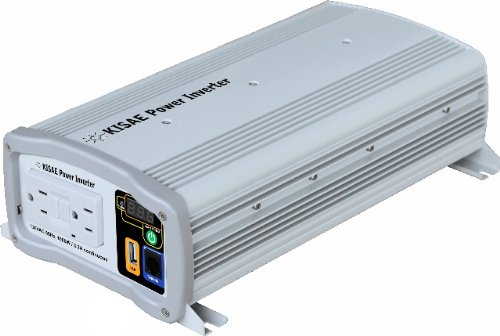True Wave Inverter Gfci Sine (KISAE Technology SW1210 1000W True Sine Wave Power Inverter)