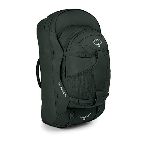 Osprey Packs Farpoint 70 Travel Backpack, Volcanic Grey, Medium/Large
