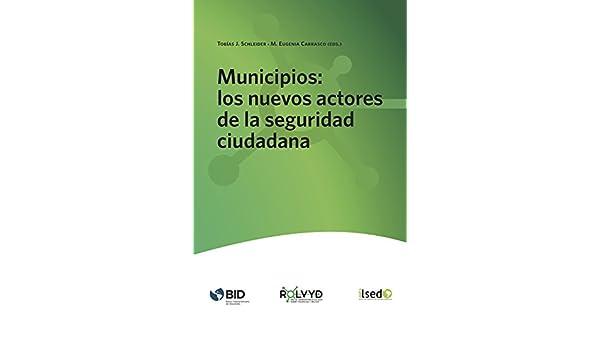 Municipios: los nuevos actores de la seguridad ciudadana eBook: Alberto Binder, Javier Ávila, Agustina Baudino, Damian Berri, Tobías Schleider, ...