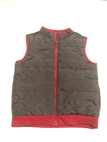 - Gymboree Baby Boy's Insulated Fleece Lined Vest 6-12 Months