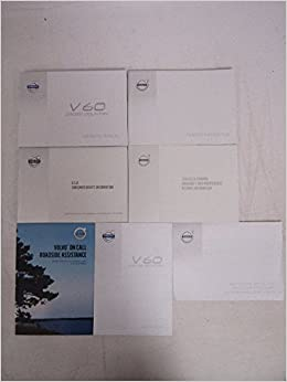 volvo v60 owners manual
