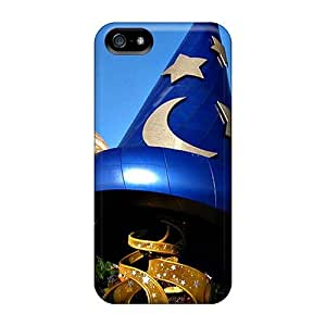 Faddish Phone The Hat At Hollywood Case For Iphone 5/5s / Perfect Case Cover