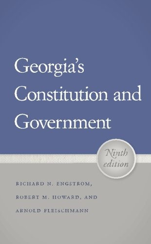 Georgias Constitution and Government