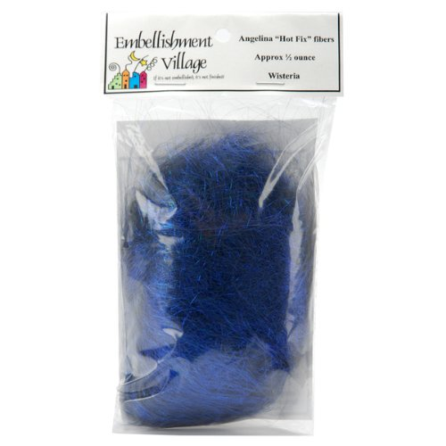 Angelina Straight Cut Fibers 1/2 Ounce-Wisteria 1 pcs sku# 651410MA