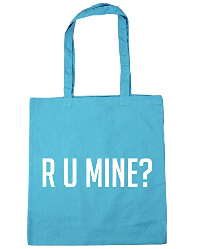 Gym 10 litres Blue Beach U mine 42cm R Tote Bag Shopping HippoWarehouse x38cm Surf wBqH6XF