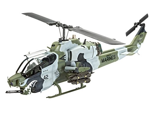 Revell 04943, 1;48 scale, Bell AH-1W SuperCobra, plastic model kit
