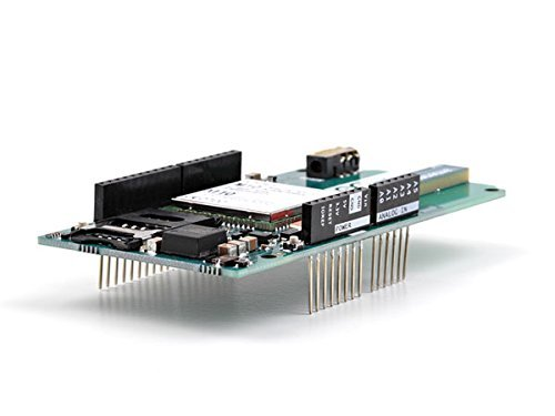 Arduino GSM Shield 2 with Integrated Antenna - Made in Italy - Sumeet-eShop